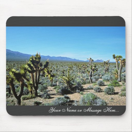 Yucca Forest Mousepads