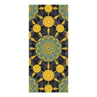 Yucca & Golden Poppy Bookmark Rack Card