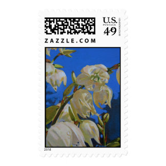 Yucca In Bloom Stamps