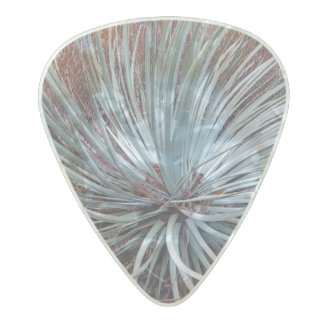 Yucca in the Desert Pearl Celluloid Guitar Pick