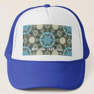 Yucca Mandala Array Hat