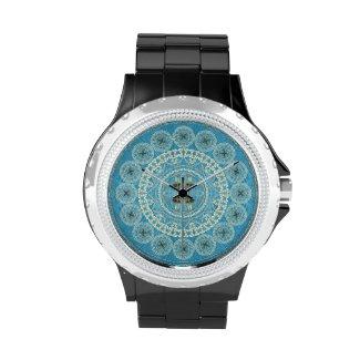 Yucca Mandala Watch