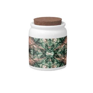 Yucca Op Quilt Candy Jars