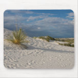 Yucca Plant at White Sands National Monument Mousepads