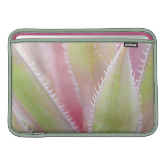 Yucca plant close-up sleeve for MacBook air