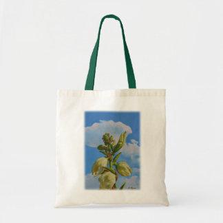 Yucca Rising Tote Bags