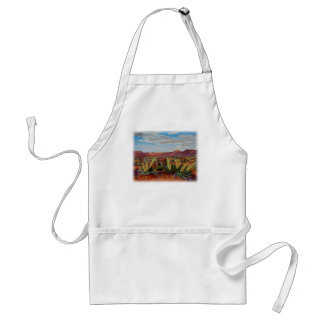 'Yuccas' Adult Apron