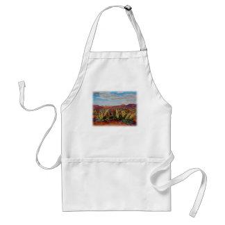 'Yuccas' Adult Apron