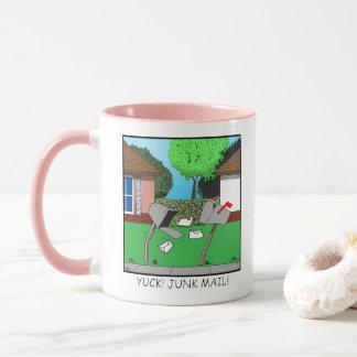 Yuck! Junk Mail! Mug
