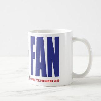 YUGE FAN Trump for President 2106 Coffee Mug