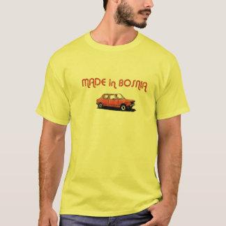 Yugo Made in Bosnia T-Shirt