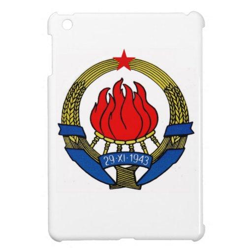 Yugoslavia Case for iPad iPad Mini Cover