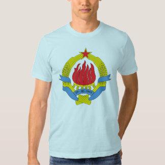 Yugoslavia Coat of Arms(1963) T-shirt