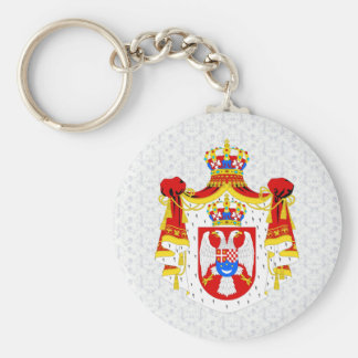 Yugoslavia Coat of Arms detail Key Chains