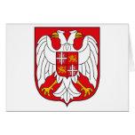 Yugoslavia Coat of Arms Greeting Card