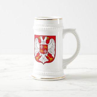 Yugoslavia Coat of Arms Mug