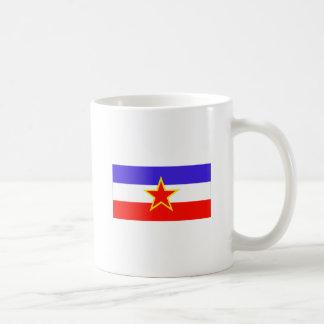 Yugoslavia Coffee Mug