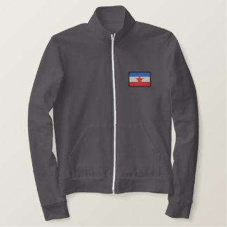 Yugoslavia Embroidered Jacket