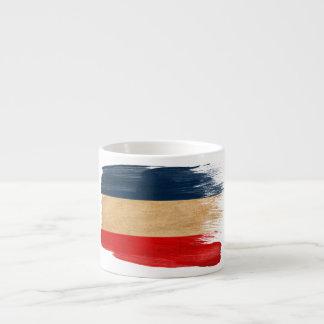 Yugoslavia Flag Espresso Cup