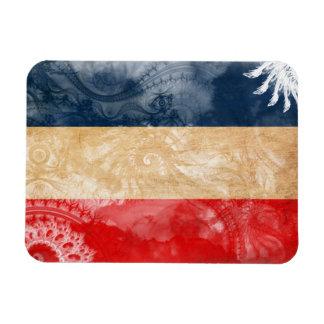 Yugoslavia Flag Rectangular Magnet
