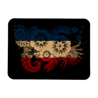 Yugoslavia Flag Rectangle Magnet