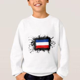 Yugoslavia Flag Sweatshirt