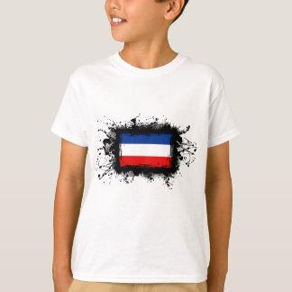 Yugoslavia Flag T-Shirt