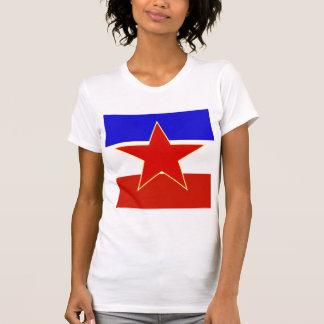 Yugoslavia High quality Flag T-Shirt