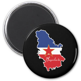 Yugoslavia Magnet