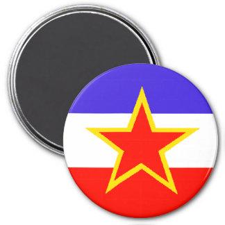 Yugoslavia Refrigerator Magnet