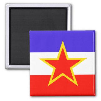 Yugoslavia Refrigerator Magnets
