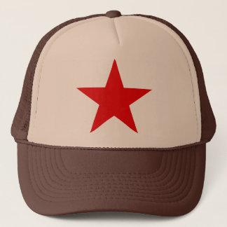 Yugoslavia Red Star Trucker Hat