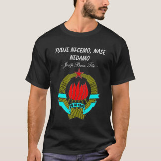 Yugoslavia Represent T-Shirt