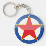 Yugoslavia - retra llavero