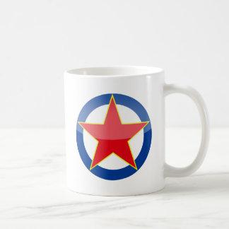 Yugoslavia - retro coffee mug