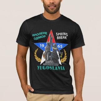 Yugoslavia Spring Break 1965 (Dark) T-Shirt
