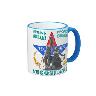 Yugoslavia Spring Break 1965 Mug