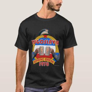 Yugoslavia Spring Break 1978 (Dark) T-Shirt
