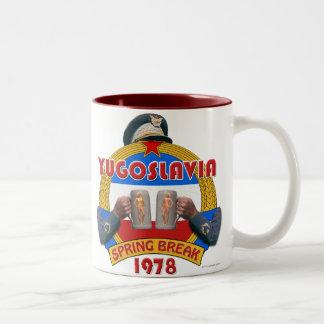 Yugoslavia Spring Break 1978 Mug