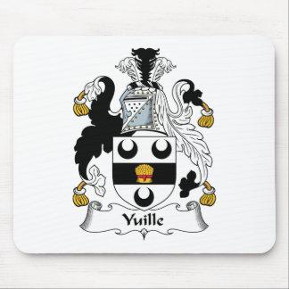 Yuille Family Crest Mouse Mats