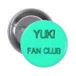 YUKI, CLUB DE FANS PINS
