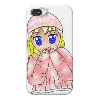Yuki iPhone Case iPhone 4/4S Cases