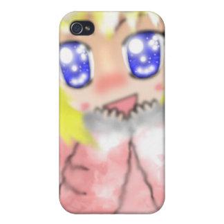 Yuki iPhone Case iPhone 4 Covers