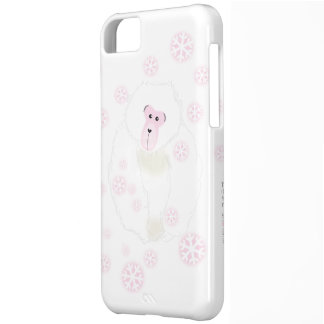 Yuki Monkey Pink Cell Case Case For iPhone 5C
