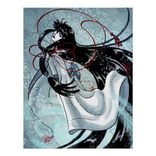 Yuki Onna Posters
