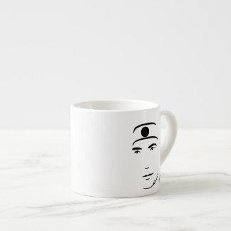 Yukio Mishima Espresso Mug