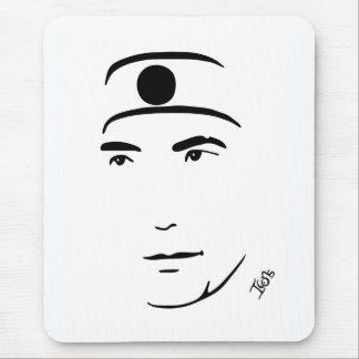 Yukio Mishima Mousepad