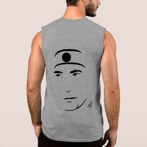 Yukio Mishima Sleeveless T-Shirt