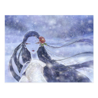 Yukionna Postcard