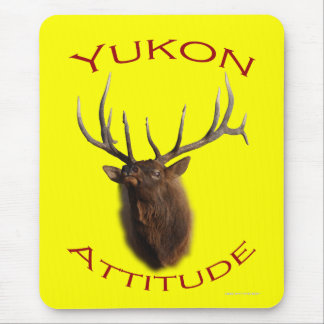 Yukon Attitude Mouse Pad